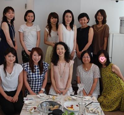 美肌セミナー 参加者画像