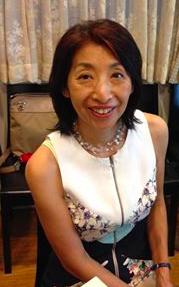 高橋 薫さま 50代 セラピスト 顔画像