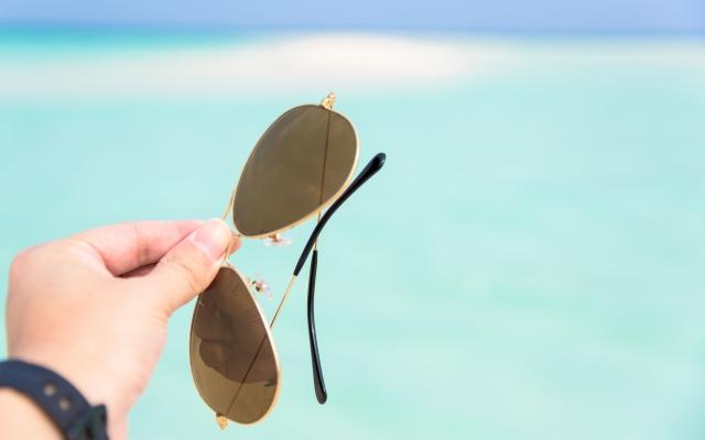 サングラス 思い込みメガネ