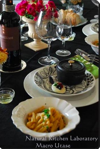 マクロウタセ ワインと料理