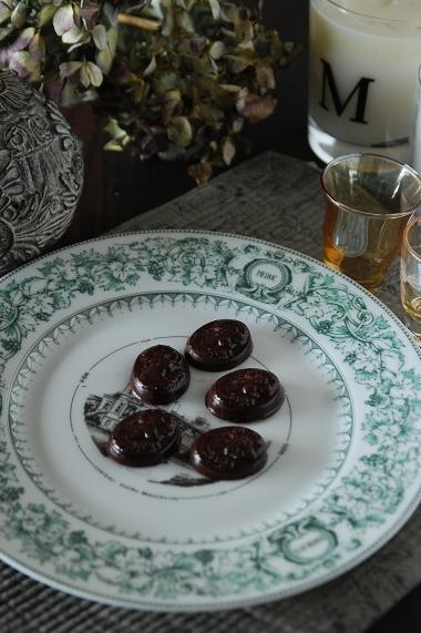 クーベルチュールチョコレート マクロウタセ