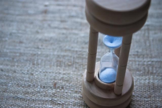 時計 時間 遅刻