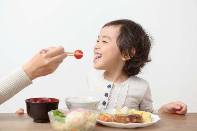 子供 好き嫌い 食事