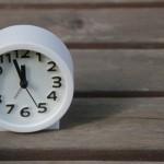 目覚まし時計はいりません!マクロビで自然な目覚めを。