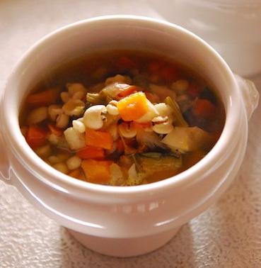 黄金の食事法 スープ 味付け