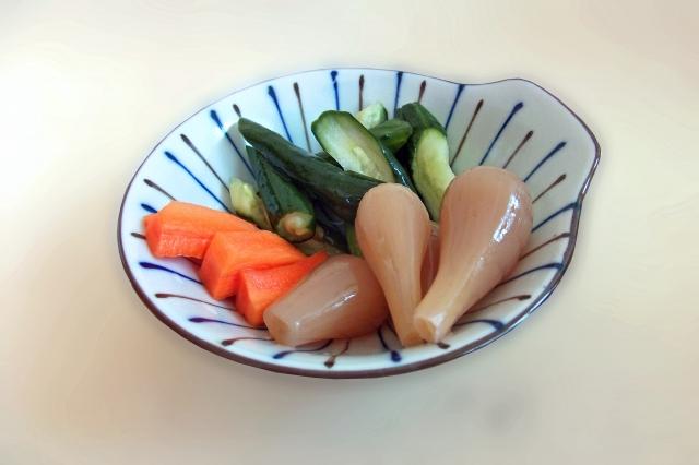 良い菌 常在菌 自然と寄り添う 漬け物 発酵食品
