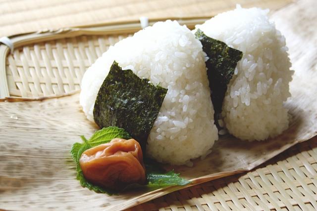 食中毒 対策 梅酢 玄米 竹の皮