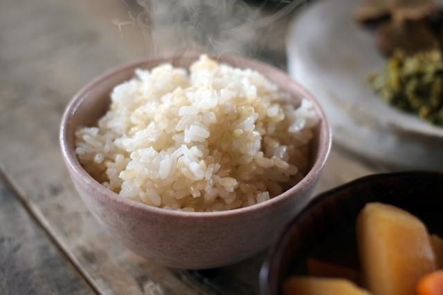 食中毒 対策 玄米
