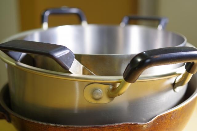 調理器具 2cm 違い