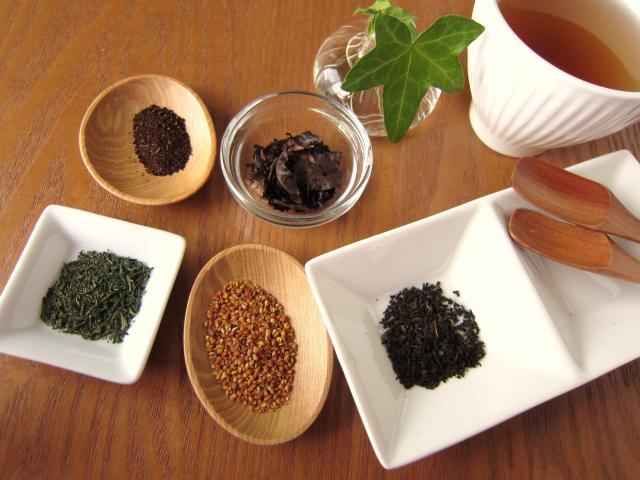 お茶 選ぶ 効能