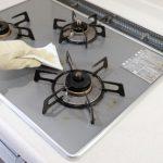 キッチンの綺麗をキープ!熱いうちに・・・楽チンお掃除のコツ