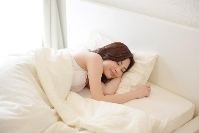 睡眠 美肌