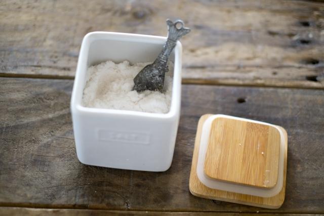塩 複数 常備 料理上手