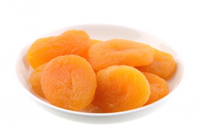 ドライフルーツ 色 薬品 注意 無添加 アプリコット 杏