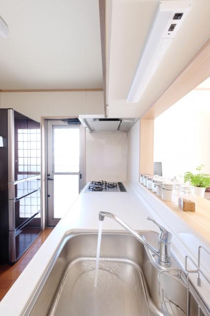 キッチン ガスコンロ 綺麗 キープ 熱い内に 掃除