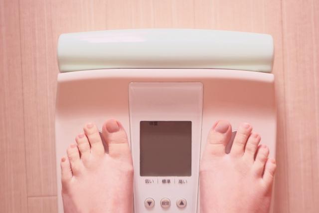 体重計 いらない 適正体重