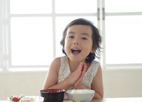 子供 朝食 ご飯 味噌汁