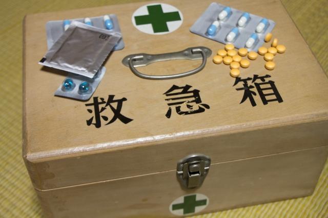 救急箱 薬箱 薬不要 黄金の食事法